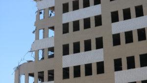 Demolicion destruccion de edificios y otras estructuras.1920